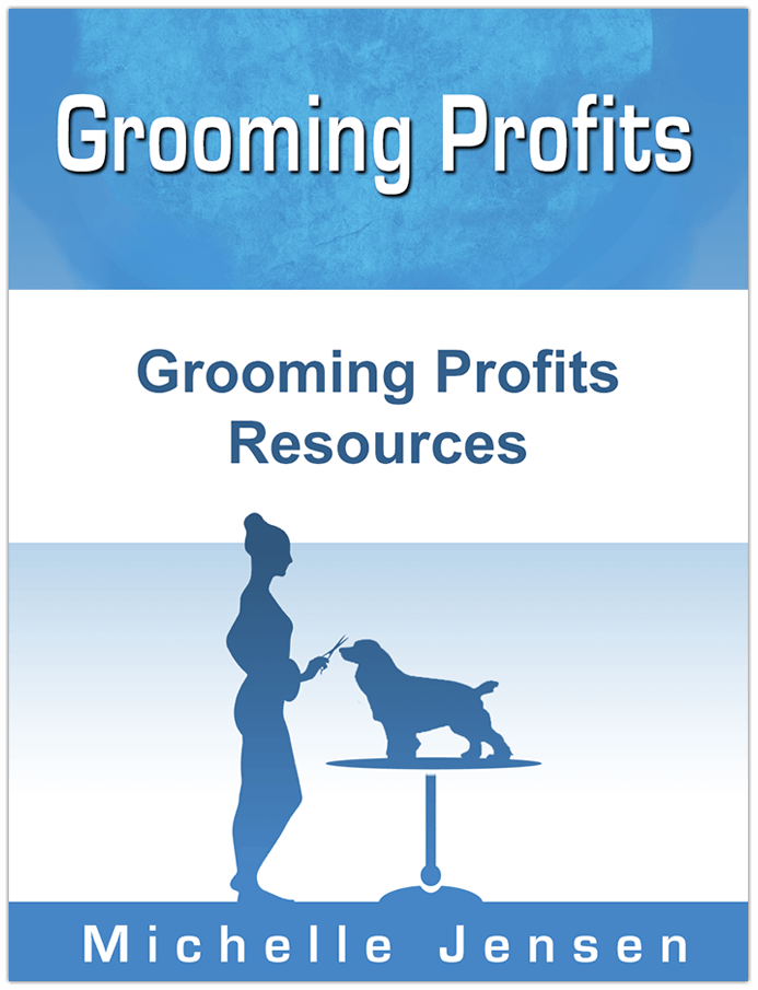 Grooming Profits  Image of resources guide cover flat small